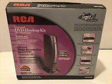 RCA Universal DVD Hookup Kit RF Modulator