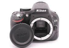 Nikon D D5200 24.1MP Digital SLR Camera - Nero (Solo Corpo) - CONTA SCATTI: 682