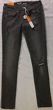 WOMEN'S SIZE 1, SLIM FIT, GREY SKINNY JEANS BY MOSSIMO, BRAND NEW!