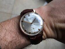 Vintage Swiss BAUME & MERCIER geneve  dress Watch --- 3 Days delivery ---