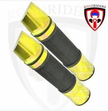 Roadriders' Yellow LED Throttle Hand Grip