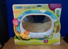 New listing Nib Brica Baby In Sight Magical Firefly Auto Mirror Munchkin With Remote