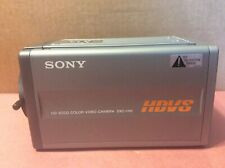 SONY CCD COLOR VIDEO CAMERA DXC-H10