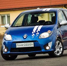 Cejas de plástico ABS para Renault Twingo 2007-2012
