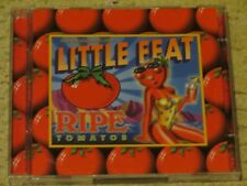 2 CD LITTLE FEAT: Ripe Tomatos Volume One (no barcode, 2002 release) (Tomatoes)