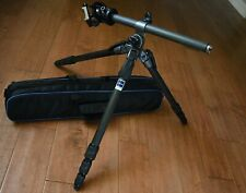 Gitzo MACRO G-2228 Explorer Carbon Fiber Tripod Legs w Acratech Ball Head + CASE