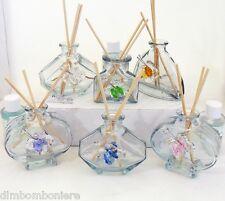 Stock Bomboniere profumatori farfalla cristallo battesimo comunione matrimonio