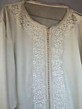 Moroccan Caftan Kaftan Takchita Wedding Gown Robe Abaya  PLUS SIZE *3XL*