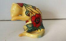 Old tupton ware - cat 1660 yellow poppy