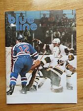 NEW ENGLAND WHALERS v CINCINNATI STINGERS Playoffs 1979 Program MARK MESSIER