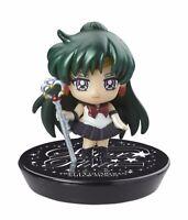 Sailor Pluto Sailor Moon Petit Chara Land Pretty Soldier Trading Figura 6 cm
