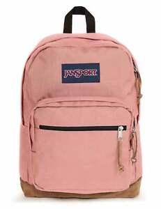 Jansport Heritage Unisex Right Pack 31L Backpack - Misty Rose