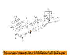 GM OEM Exhaust-Muffler & Pipe Gasket 10328740