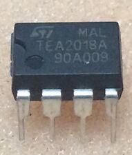 1 PC. tea2018a St Current Mode conmutación Power Supply control dip8 nos