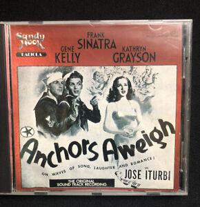 Anchors Aweigh Original Sound Track Recording 1979 Sandy Hook Records