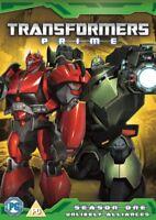 Transformers Prime - Unlikely Caret Série 1 - Volume 4 DVD Neuf DVD (8294448