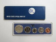 1967 US Special Mint Set - SMS UNC Coins - Half Quarter Dime Nickel & Cent