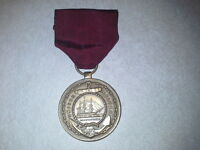 VINTAGE US NAVY GOOD CONDUCT MEDAL FIDELITY ZEAL OBEDIENCE USS CONSTITUTION