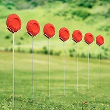Target holders for any type and size of clay target - pack of 7 - made in USA