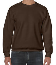 Gildan 50/50 Heavy Blend Sweatshirt Pullover Jumper S - 5XL