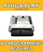 VW CADDY 1.9 TDi BLS ECU PLUG & PLAY IMMO OFF TUNED 03G906021AQ / 0281012390