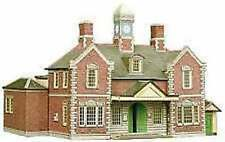 Superquick OO Gauge Railway Terminus or Through Station Card Kit A10 OO Gauge