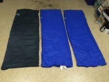 "2 Cocoon Silk Tropic Traveler Sleeping Bags Royal Blue 82""x29"" w/Silk Liner"