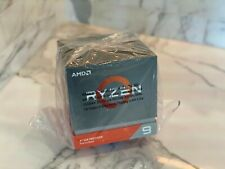 BRAND NEW SEALED! AMD Ryzen 9 3900X 12-core, 24-Thread Processor with LED Cooler