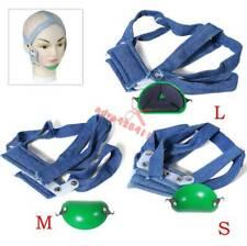Dental Orthodontic High - Pull Headgear With Rigid Chin Cap High Pull Strap