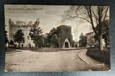 Mint Vintage The Geraldines Castle Co Clare Ireland RPPC Real Picture Postcard