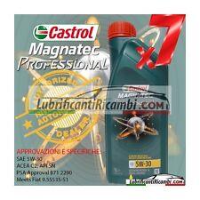 Olio Motore Auto Castrol Magnatec Professional 5w30 /C2 -Fully Synthetic-7 litri
