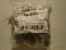 1 Pack of 10 studs: Tramec Sloan 422129 Universal Stud to Post Converter