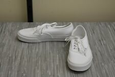 **Vans Authentic Comfort Shoe - Unisex Men's 4.5 / Women's 6, White
