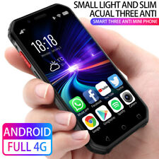 SOYES S10 Mini Waterproof Smartphone NFC 3GB 32GB 1900MAh 4G Android 6.0 M U7D0