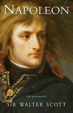 The Life of Napoleon Buonaparte: A Biography, Sir Walter Scott, New, Hardcover