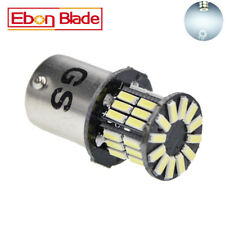 2 x Brightest 1156 BA15S 4014 LED Bulb Reverse Backup Light 36-Smd White 12V DC