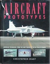 AIRCRAFT PROTOTYPES, 1990 BOOK (SAAB JAS GRIPEN 39 CV) MILITARY/CIVILIAN/OLD/NEW