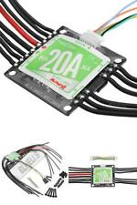 Racerstar RS20Ax4 20A 4 in 1 Blheli_S Opto ESC 2-4S Support Dshot150 Dshot300