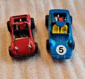 2 Darda Autos Serie 10. Sehr alt. Beach Buggy & GT. Made in W. Germany