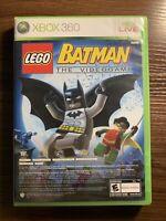 LEGO Batman: The Videogame (Microsoft Xbox 360, 2008)