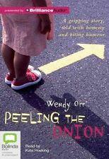 Wendy ORR / PEELING the ONION         [ Audiobook ]