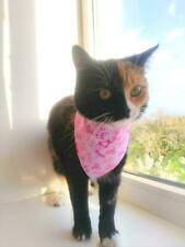 Bandana 'Princess' (slip over collar), cat bandana, dog bandana, costume pet