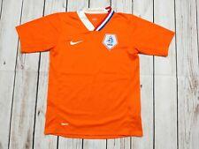 Kids Large Boys Holland Netherlands Football Shirt Nike Home 2008/10 14-16 Years