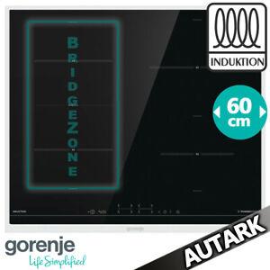 Induktionskochfeld 60 cm autark Edelstahlrahmen Touch Control Ceran Kochfeld NEU
