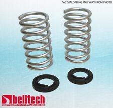 "Belltech 97-00 Chevy Silverado C2500/C3500 1""/2"" Front Lowering Springs"