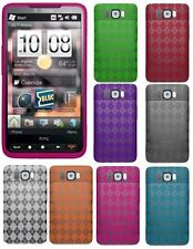 Amzer Silicone/Gel/Rubber Cases & Covers for HTC