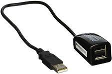 Conexión Usb 2.0 2 puertos de alta velocidad Ultra Compacto HUB Splitter/480 Mbit/s