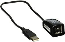 Plugable USB 2.0 2-Port High Speed Ultra Compact Hub/Splitter 480 Mbit/s