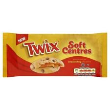 Twix Soft Centres Biscuits Cookies 144g