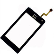 Touch Screen Digitizer Pad Panel Front Glass For LG Viewty KU990 KU990i Black